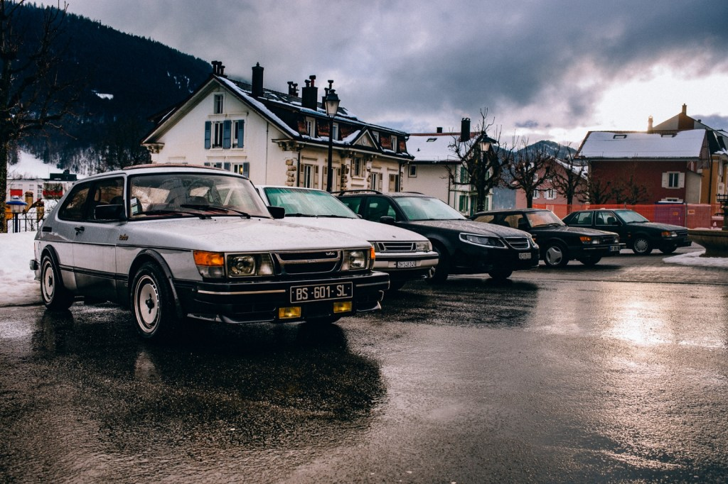 Swiss Saab Fondue Meeting 2015