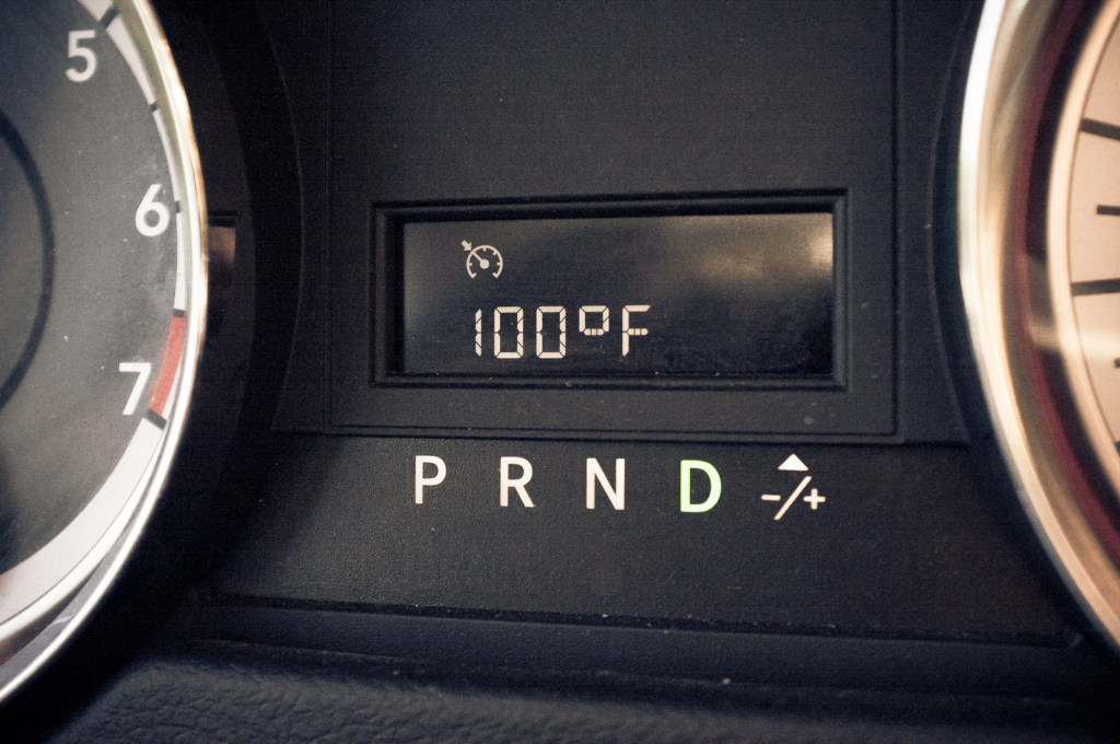 Kinda hot